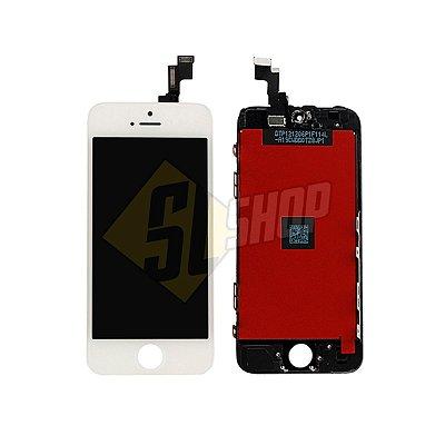 Pç Apple Combo iPhone 5 Branco / Dourado