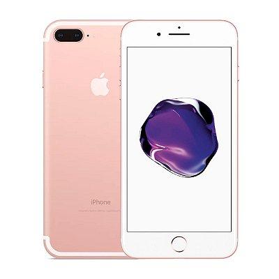 Smartphone Apple iPhone 7 Plus 32GB 3GB Rose Gold Seminovo