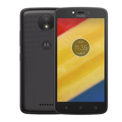 Smartphone Motorola Moto C Plus 16GB 1GB Preto Seminovo