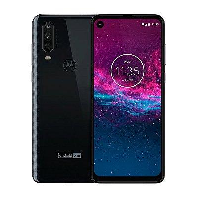 Smartphone Motorola One Action 128GB 4GB Preto