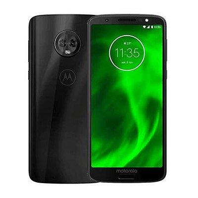 Smartphone Motorola Moto G6 Plus 64GB Preto Seminovo
