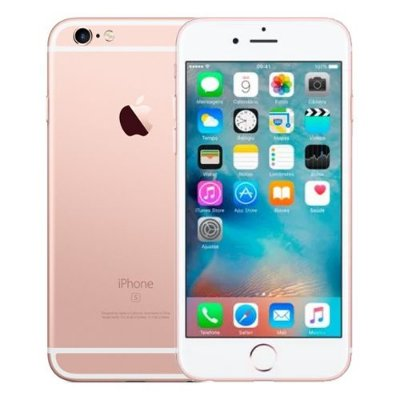 Smartphone Apple iPhone 6S Plus 32GB 2GB Rosa (Seminovo)