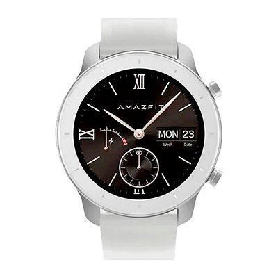 Relógio Xiaomi Amazfit GTR A1910 GPS Moonlight White