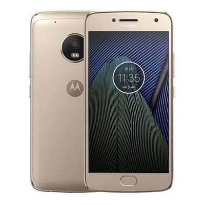 Smartphone Motorola Moto G5 Plus Dual 32GB 4GB Dourado Seminovo