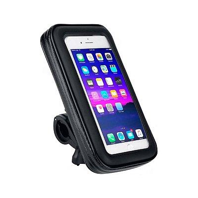 "Suporte Veicular Bike Celular C012 5"" C1"