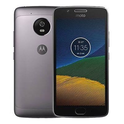 Smartphone Motorola Moto G5 32GB 2G Cinza Seminovo