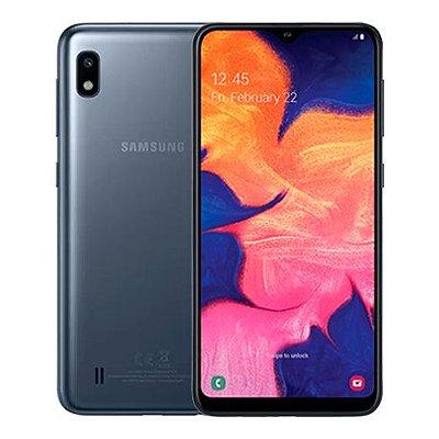 Smartphone Samsung Galaxy A10 32GB 2GB Preto Seminovo