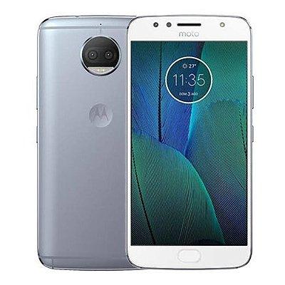 Smartphone Motorola Moto G5S Plus Dual 32GB 3GB Azul Topázio Seminovo