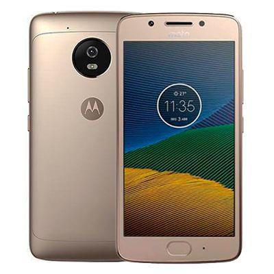 Smartphone Motorola Moto G5 32GB 2GB Dourado Seminovo