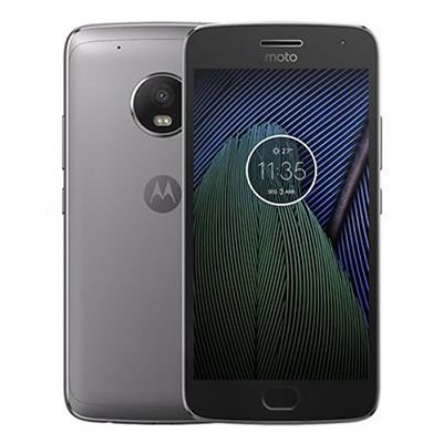 Smartphone Motorola Moto G5 Plus Dual 32GB 4G Cinza Seminovo