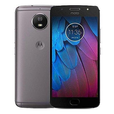 Smartphone Motorola Moto G5S Dual 32GB 2GB Preto Seminovo