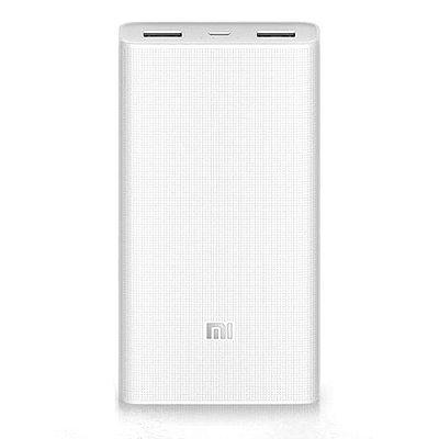 Carregador Portátil Xiaomi Mi Power Bank 20000 mAh