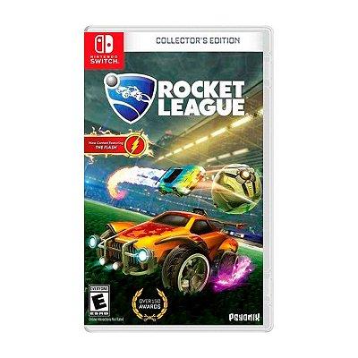 Jogo Rocket League - Switch Seminovo