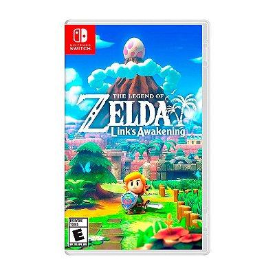 Jogo The Legend of Zelda Link's Awakening - Switch