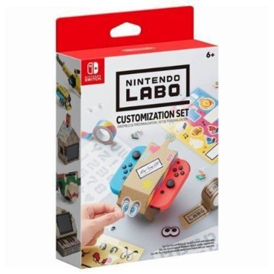Nintendo Labo Customization Set - Switch