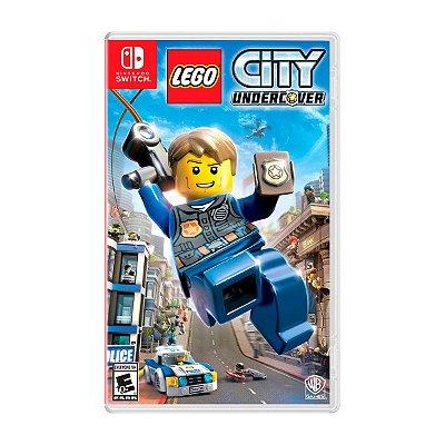 Jogo Lego City Undercover - Switch