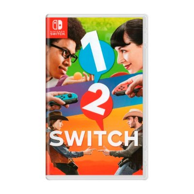 Jogo 1 - 2 - Switch