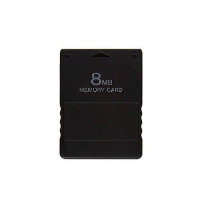 Memory Card 8MB - PS2 Seminovo