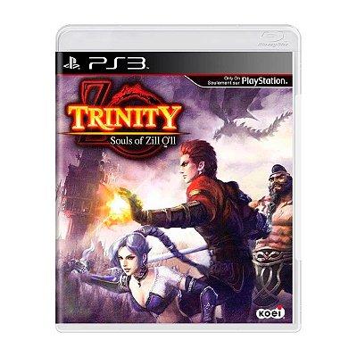 Jogo Trinity Souls of Zill O'll - PS3