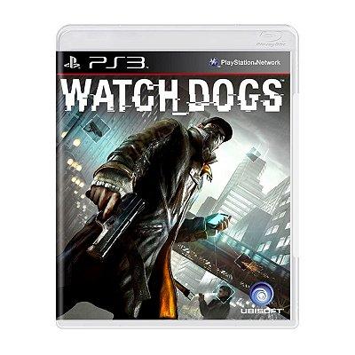 Jogo Watch Dogs - PS3 Seminovo