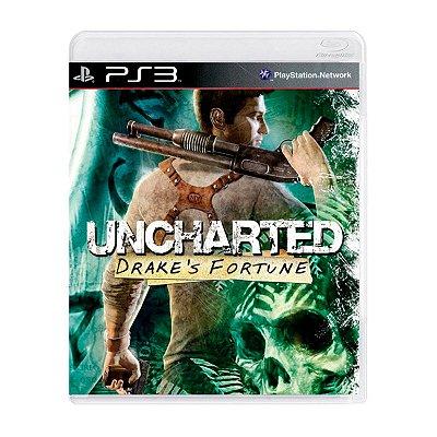 Jogo Uncharted Drakes Fortune - PS3 Seminovo