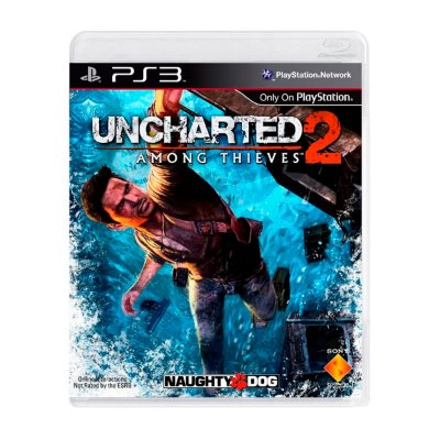 Jogo Uncharted 2 Among Thieves - PS3 Seminovo
