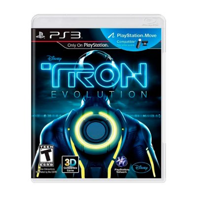 Jogo Tron Evolution - PS3 Seminovo