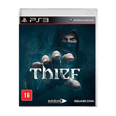Jogo Thief - PS3 Seminovo