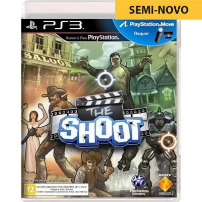 Jogo The Shoot - PS3 (Seminovo)