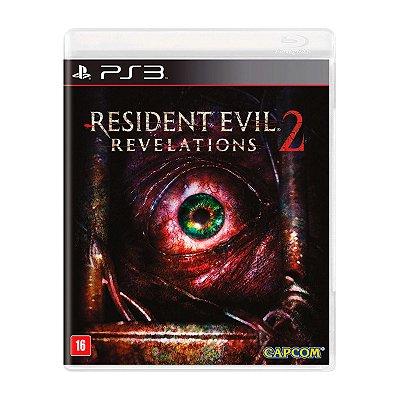 Jogo Resident Evil Revelations 2 - PS3 Seminovo