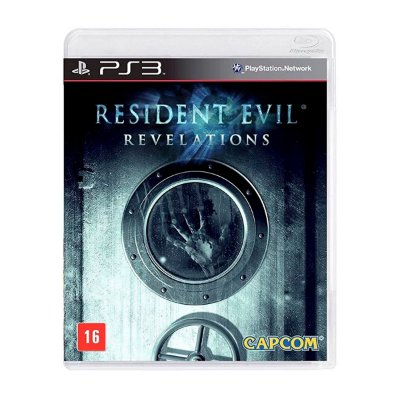 Jogo Resident Evil Revelations - PS3 Seminovo