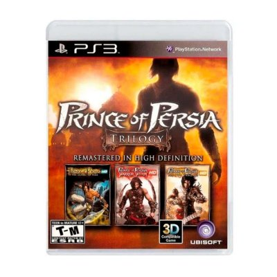 Jogo Prince of Persia Trilogy - PS3 Seminovo