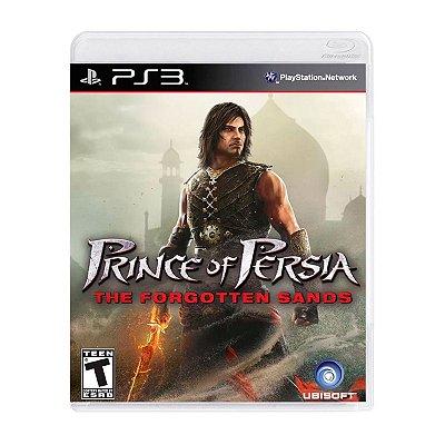 Jogo Prince of Persia The Forgotten Sands - PS3 Seminovo