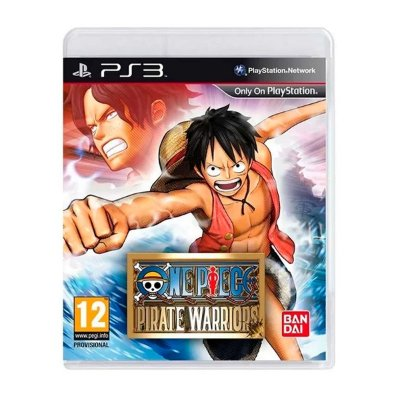 Jogo One Piece Pirate Warriors - PS3 Seminovo
