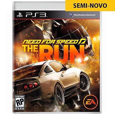 Jogo Need For Speed The Run - PS3 Seminovo
