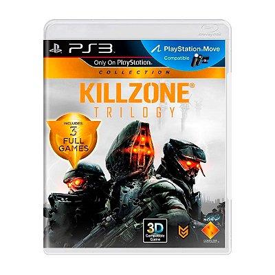 Jogo Killzone Trilogy - PS3 Seminovo