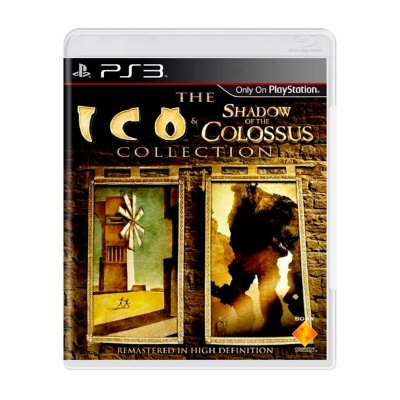 Jogo ICO and Shadow of the Colossus Collection - PS3 Seminovo