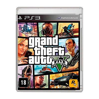 Jogo GTA V - PS3