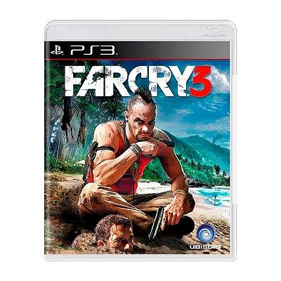 Jogo Far Cry 3 - PS3 Seminovo