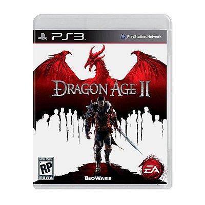 Jogo Dragon Age II - PS3 Seminovo