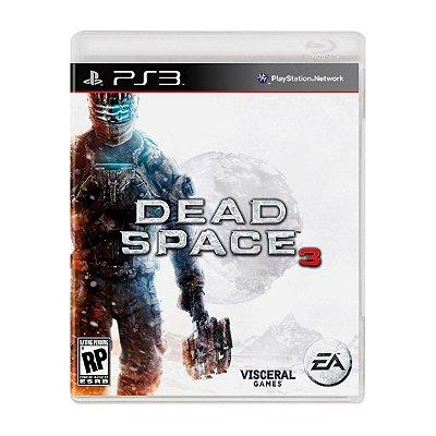 Jogo Dead Space 3 - PS3 Seminovo