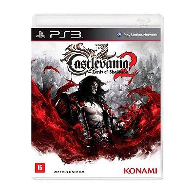 Jogo Castlevania Lords of Shadow 2 - PS3 Seminovo