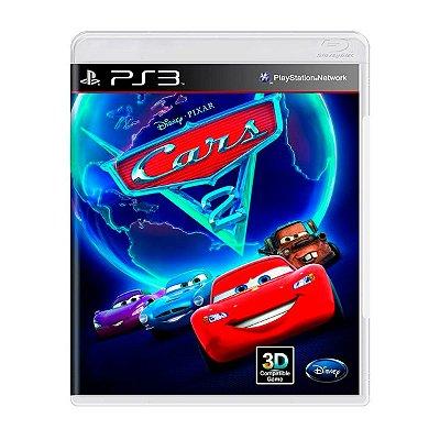 Jogo Cars 2 - PS3 Seminovo