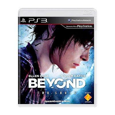 Jogo Beyond Two Souls - PS3 (Seminovo)