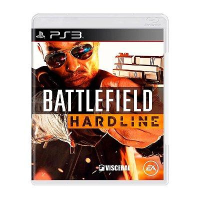 Jogo Battlefield Hardline - PS3 Seminovo