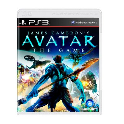 Jogo Avatar The Game - PS3 (Seminovo)