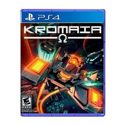 Jogo Kromaia Omega - PS4 Seminovo