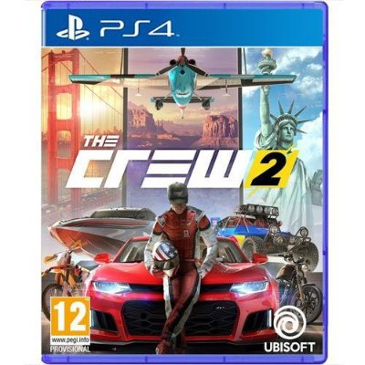 Jogo The Crew 2 - PS4 (Seminovo)