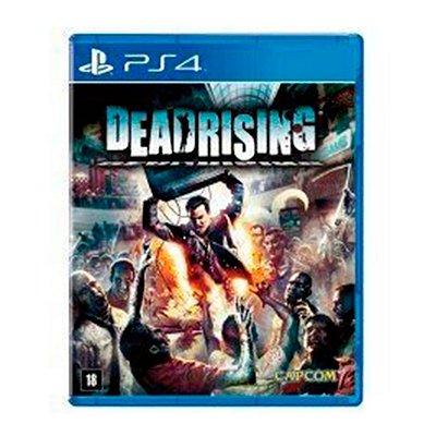 Jogo Dead Rising - PS4 Seminovo