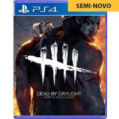 Jogo Dead By Daylight - PS4 (Seminovo)
